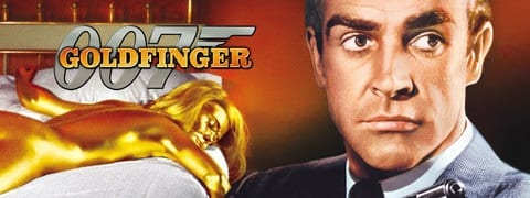 James Bond : Goldfinger