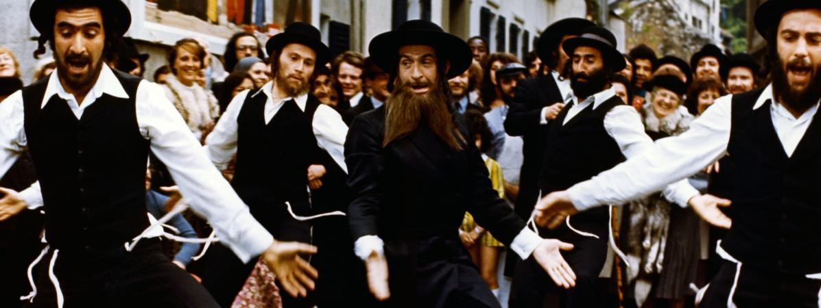 Rabbi Jacob : Danse