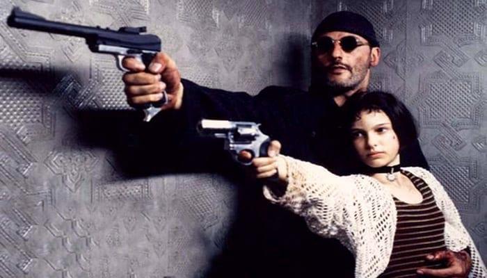 Leon Jean Reno Natalie Portman