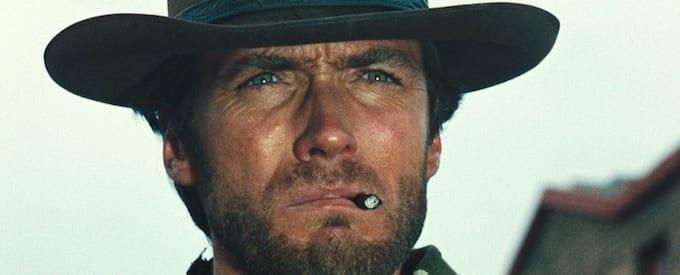 Clint Eastwood Pour une poignée de dollars