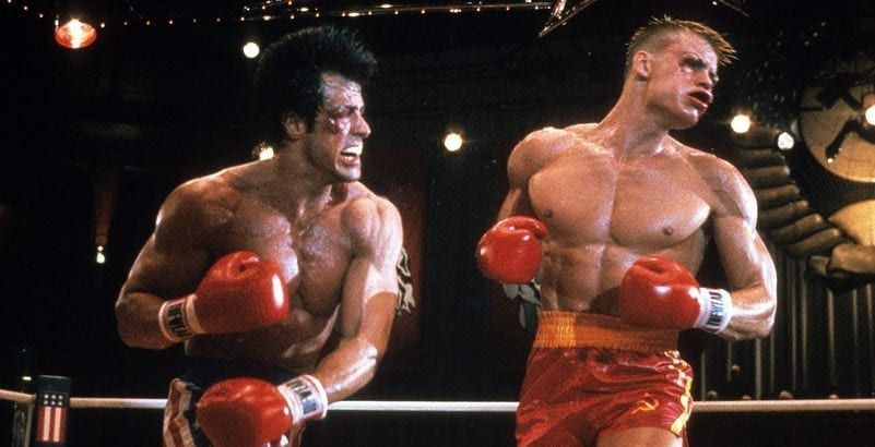 Rocky 4 : Burning Heart