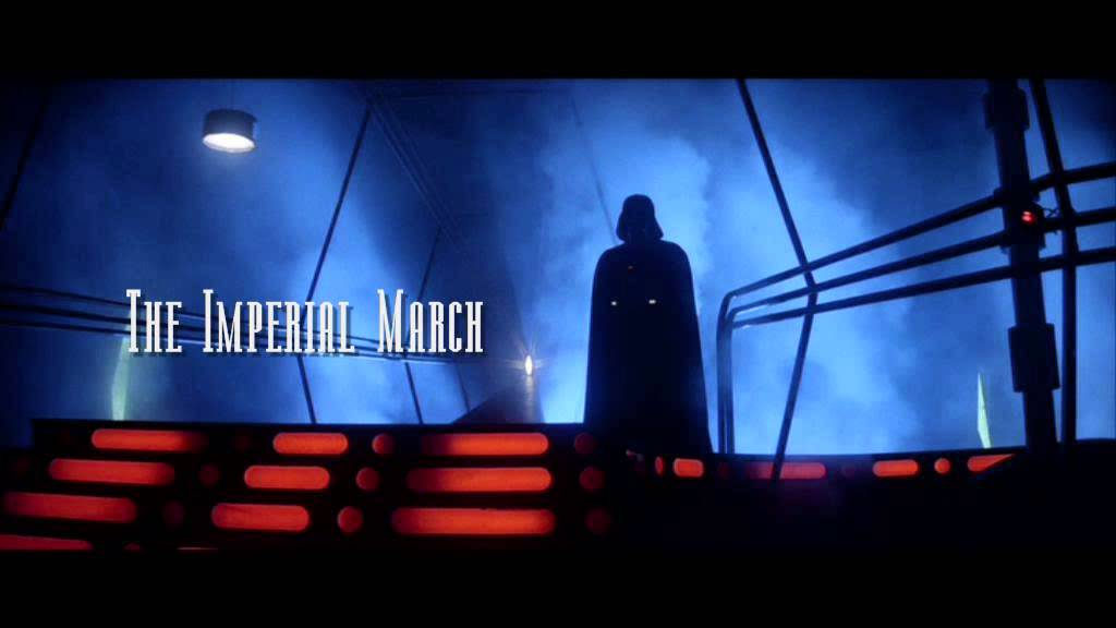 Star Wars V The Imperial March