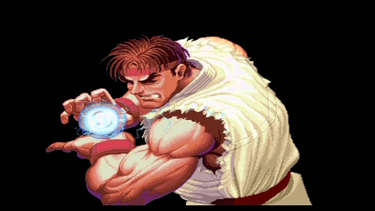 Street Fighter II Ryu