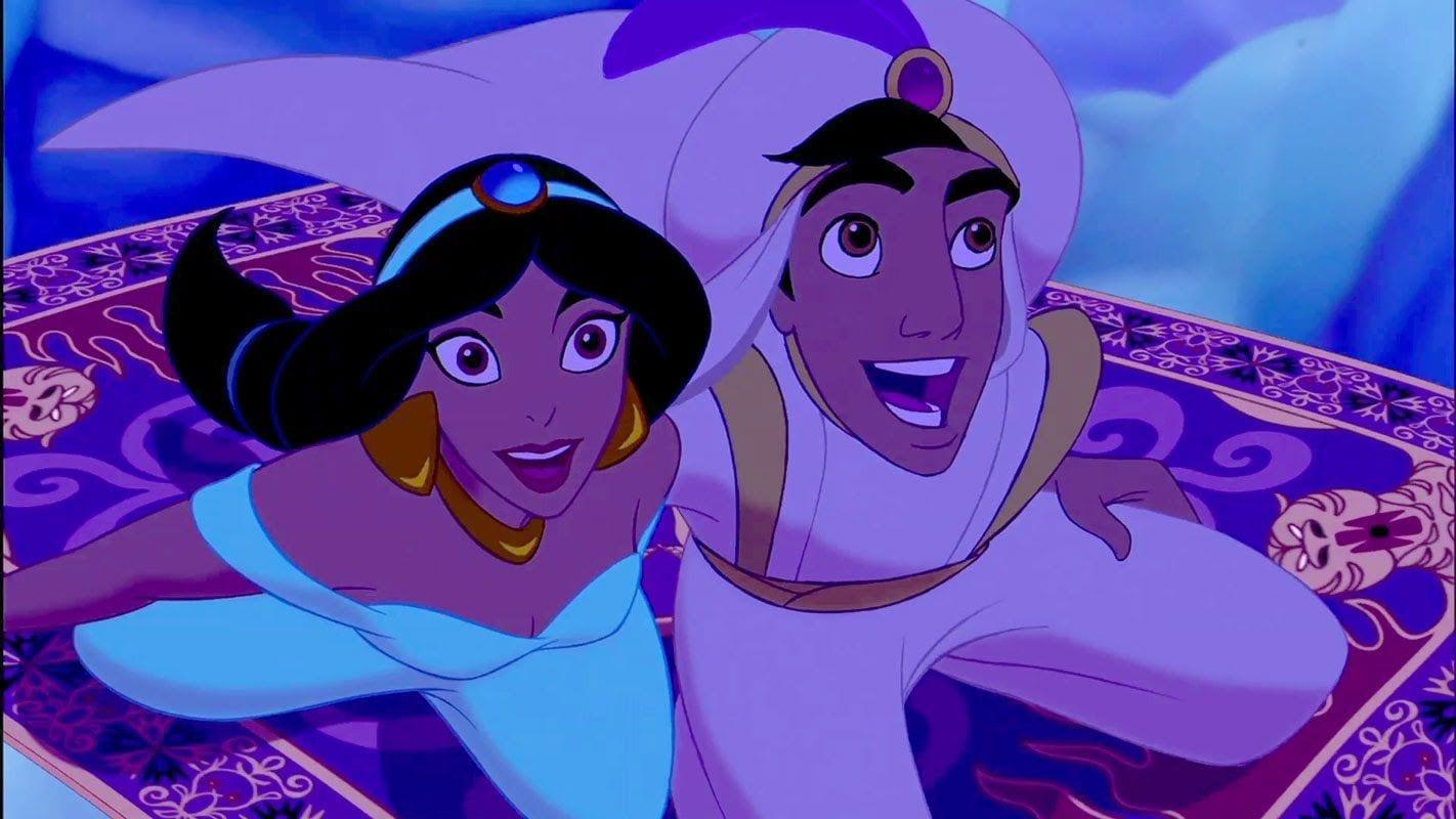 Aladdin - Ce rêve bleu