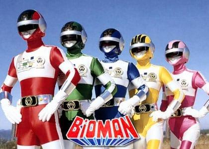 Bioman