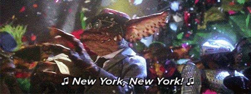 Gremlins 2 : New York, New York