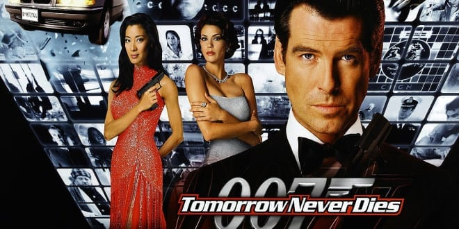James Bond : Demain ne meurt jamais