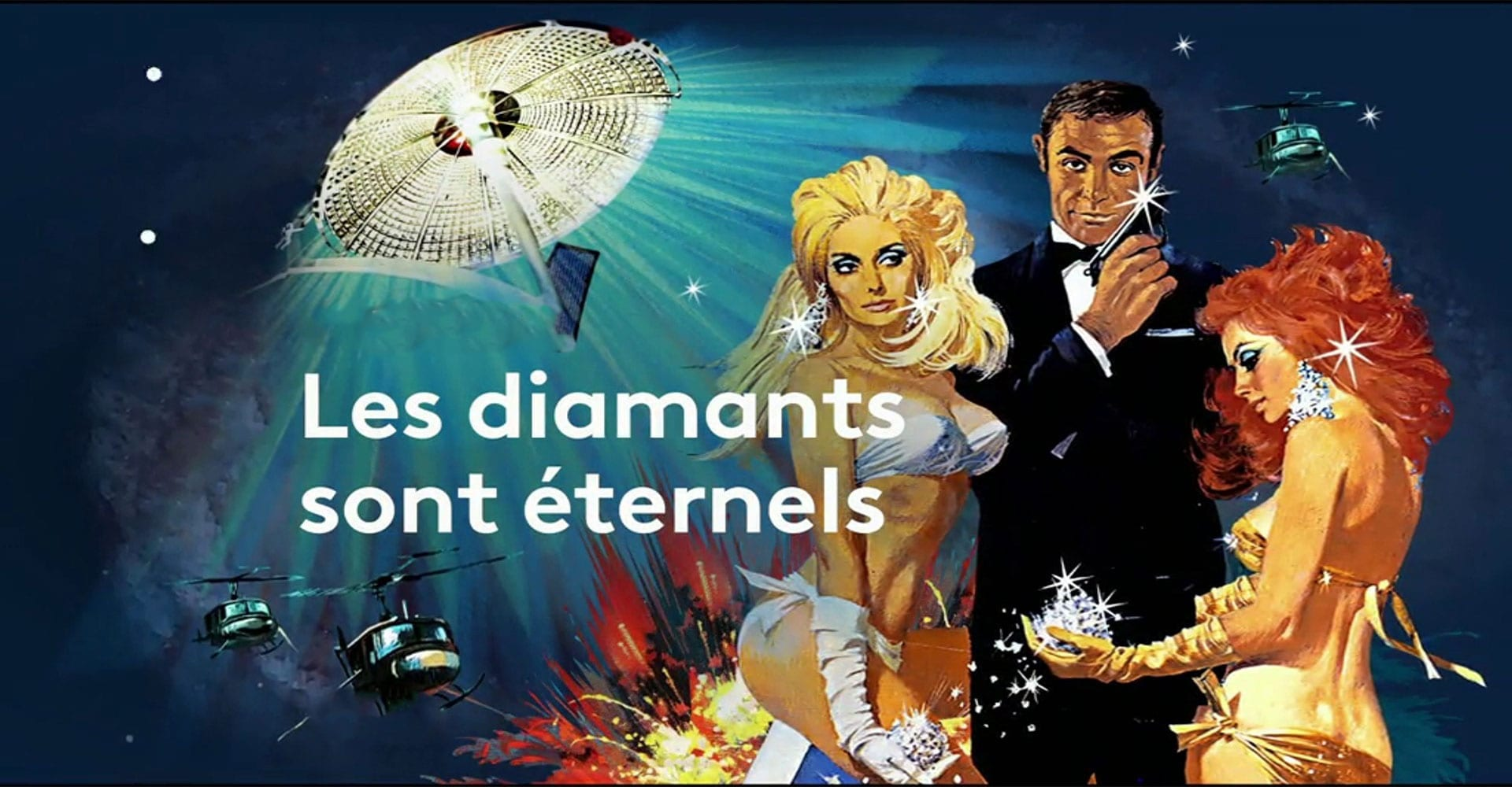 James Bond : Les diamants sont éternels