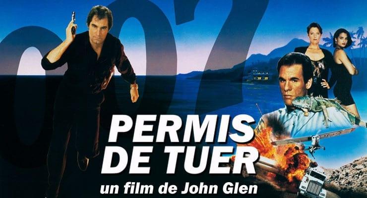 James Bond : Permis de Tuer