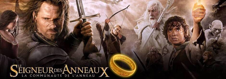 Le Seigneur des anneaux : La Communauté de l'anneau