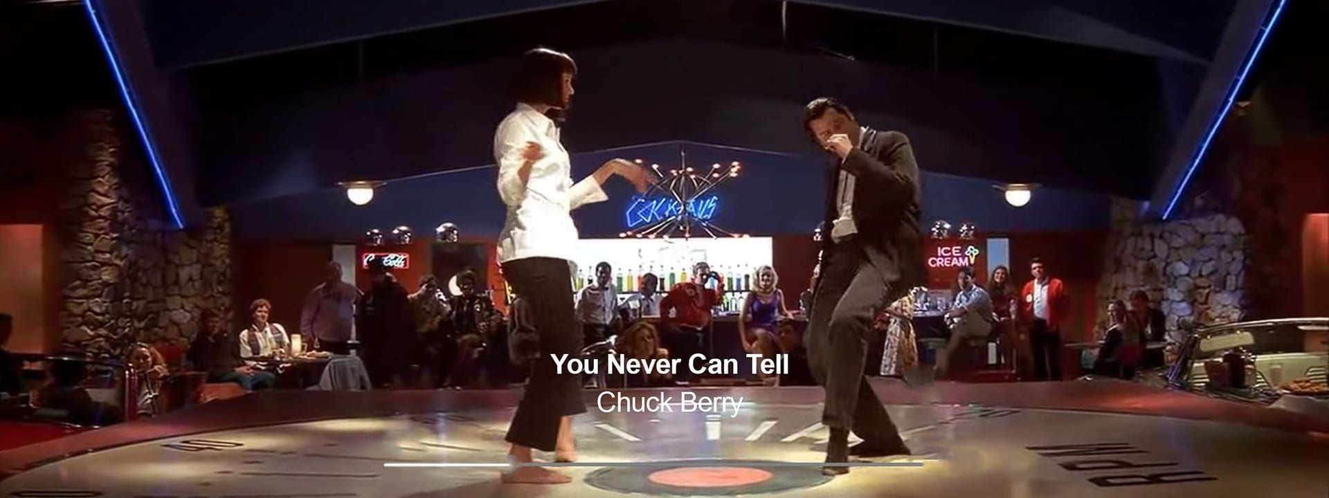 Pulp Fiction : You Never Can Tell
