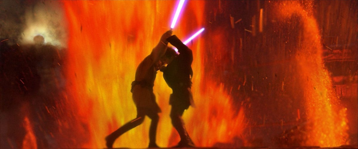 Star Wars 3 : La Revanche des Sith