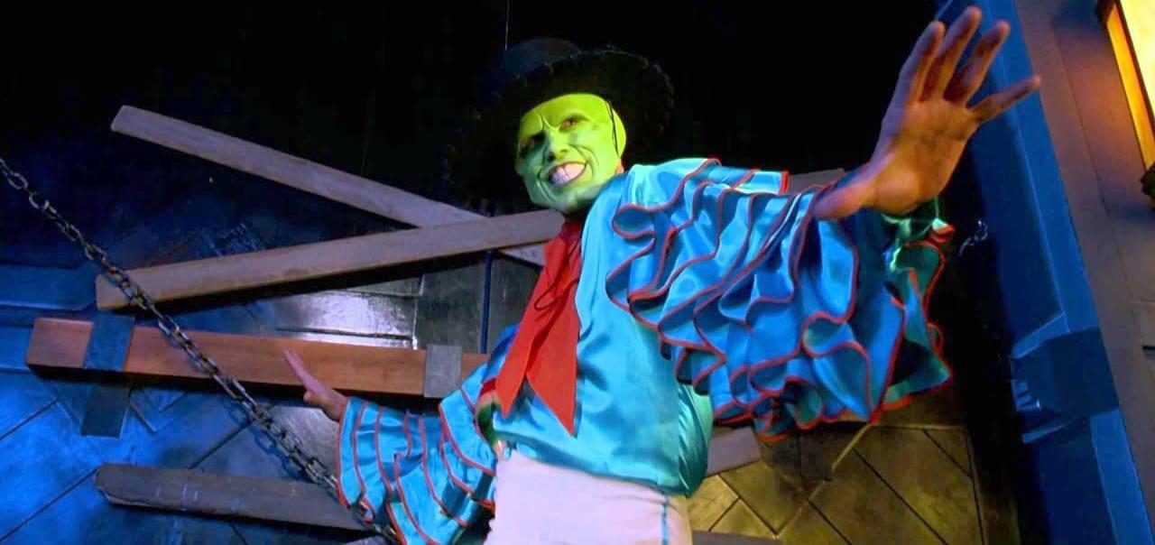 The Mask Sancho de Cuba