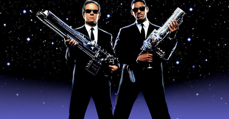 Men In Black (Will Smith)